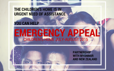 Emergency Appeal: Children's Home